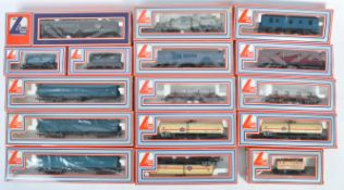 COLLECTION OF BOXED LIMA 00 GAUGE ROLLING STOCK
