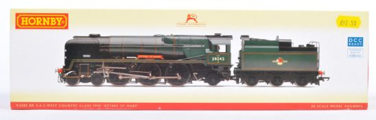 HORNBY 00 GAUGE R2585 ' OTTERY ST MARY ' TRAIN SET LOCOMOTIVE