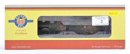 RARE OXFORD RAIL DEANS GOODS 00 GAUGE GWR LOCO