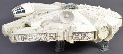 VINTAGE STAR WARS MILLENNIUM FALCON PLAYSET 100% COMPLETE