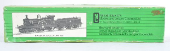 ORIGINAL MODELS AND LEISURE CASTING 00 GAUGE KIT