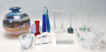 RETRO VINTAGE STUDIO GLASS