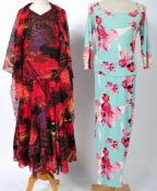 ANGELA GRANT COLLECTION - CHACOK - TWO DRESSES
