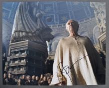GAME OF THRONES - JONATHAN PRYCE - SIGNED PHOTOGRAPH