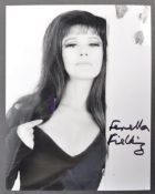 "CARRY ON FILMS – FENELLA FIELDING – AUTOGRAPHED 8X10"" PHOTO"