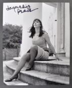 BLAKES 7 / DOCTOR WHO - JACQUELINE PEARCE SIGNED PHOTO