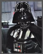 "DAVE PROWSE - STAR WARS - DARTH VADER SIGNED 16X12"" PHOTOGRAPH"