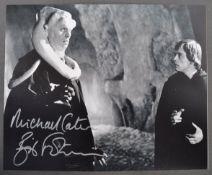 STAR WARS - MICHAEL CARTER - BIB FORTUNA - SIGNED PHOTO