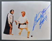 "STAR WARS - GARRICK HAGON - RARE SIGNED 8X10"" PHOTOGRAPH"