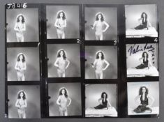 FROM THE COLLECTION OF VALERIE LEON - JAMES BOND C