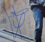 """HARRY POTTER - MATTHEW LEWIS - AUTOGRAPHED 8X10"""" PHOTOGRAPH"""