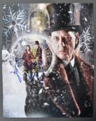 "DOCTOR WHO - RICHARD E GRANT - SIGNED 8X10"" PHOTOGRAPH"