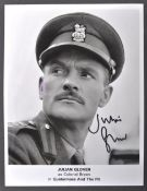 QUATERMASS & THE PIT - JULIAN GLOVER AUTOGRAPHED PHOTO