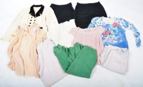 ANGELA GRANT COLLECTION - ASSORTMENT OF CLOTHING