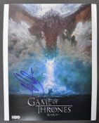 GAME OF THRONES - NIKOLAJ COSTER-WALDAU - SIGNED PHOTO