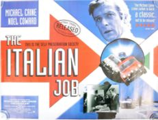 FROM THE COLLECTION OF VALERIE LEON - ITALIAN JOB POSTER