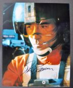 STAR WARS - DENIS LAWSON - OFFICIAL AUTOGRAPHED PHOTOGRAPH