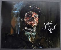 QUATERMASS & THE PIT - JULIAN GLOVER AUTOGRAPHED P
