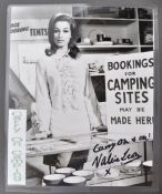 FROM THE COLLECTION OF VALERIE LEON - CARRY ON CAMPING