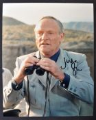 INDIANA JONES - JULIAN GLOVER AUTOGRAPHED PHOTOGRA