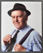 "MINDER - GEORGE COLE - ARTHUR DALEY SIGNED 8X10"" P"