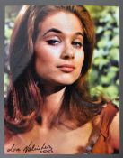 FROM THE COLLECTION OF VALERIE LEON - CARRY ON SIGNED PHOTO