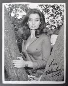 FROM THE COLLECTION OF VALERIE LEON - VINTAGE SIGNED PHOTO