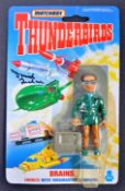 THUNDERBIRDS - GERRY ANDERSON - DAVID GRAHAM SIGNE