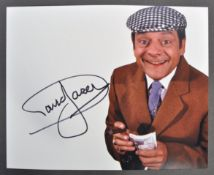 ONLY FOOLS & HORSES - DAVID JASON SIGNED PHOTOGRAP