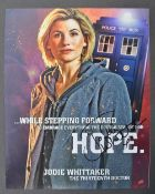 "DOCTOR WHO - JODIE WHITTAKER - AUTOGRAPHED 8X10"" PHOTOGRAPH"