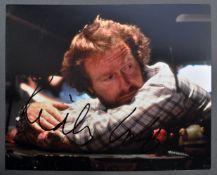 ALIEN - RIDLEY SCOTT - DIRECTOR - RARE SIGNED PHOTOGRAPH
