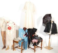 COLLECTION OF RETRO VINTAGE 1950S MID CENTURY FASHION ITEMS