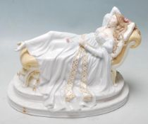 SLEEPING BEAUTY HN 4000 PORCELAIN FIGURINES BY ROYAL DOULTON