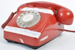 FALKLANDS WAR INTEREST - TELEPHONE USED BY GERNERAL MENENDEE