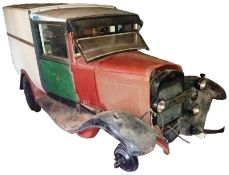 RARE ORIGINAL 1932 FORD MODEL ' A ' 885CC GOODS VAN