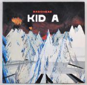 RADIOHEAD - KID A - 2016 XL RECORDINGS DOUBLE LP RECORD ALBUM