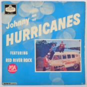 JOHNNY AND THE HURRICANES - RED RIVER ROCK - 1959 LONDON PLUM LABEL