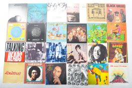JAZZ / ROCK / FUNK / SOUL AND REGGAE GROUP OF VINYL RECORD ALBUMS