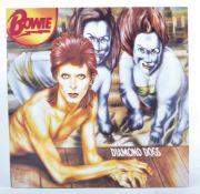 DAVID BOWIE - DIAMOND DOGS - 1990 EMI RELEASE