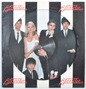 BLONDIE PARALLEL LINES PICTURE DISC VINYL RECORD