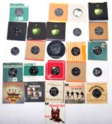 "THE BEATLES - COLLECTION OF 45 7"" SINGLES AND EP'S"