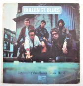 THE BRUNNING SUNFLOWER BLUES BAND - BULLEN ST. BLUES - 1968 SAGA LABEL