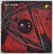 THE MODERN JAZZ QUARTET - SPACE - 1969 APPLE RELEASE