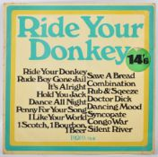 RIDE YOUR DONKEY - COMPILATION ALBUM - 1969 TROJAN LABEL
