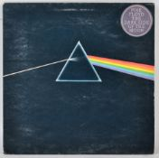 PINK FLOYD - THE DARK SIDE OF THE MOON - 'SOLID BLUE' FIRST UK 1973 PRESS