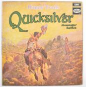 QUICKSILVER MESSENGER SERVICE - HAPPY TRAILS - RELEASED 1969