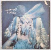 P.P. ARNOLD - KAFUNTA - 1968 IMMEDIATE LABEL RELEASE