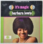 BARBARA LEWIS - IT'S MAGIC - 1966 ATLANTIC RELEASE - 588002