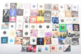"MIXED COLLECTION OF REGGAE / DUB / ROCK 45RPM 7"" SINGLES"