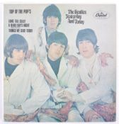 THE BEATLES RARE TOP OF THE POPS YESTERDAY AND TODAY EP